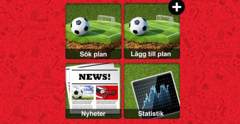 Mer spontanfotboll med Fotbollskartan