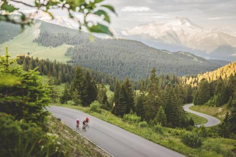 Ride the Alps: Col de la Croix