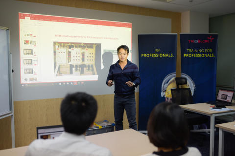 Thaison Vu, Country Manager Vietnam / Examiner IECEx CoPC