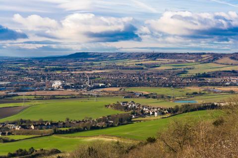 Housebuilder wants reassessment of green belt for housing
