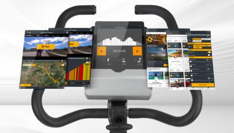Multimediales Indoor-Training neu definiert – Die CAPITAL SPORTS Cardio-Neuheiten