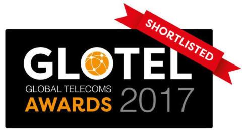 GLOTEL - GLOBAL TELECOMS AWARD 2017