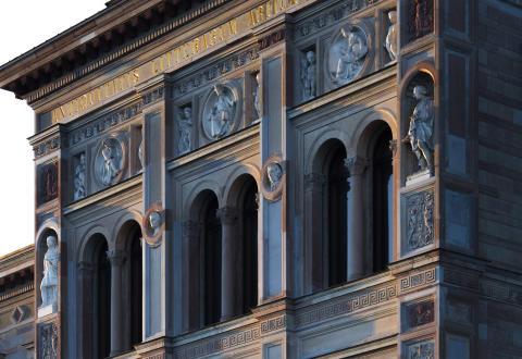 Nationalmuseum, Moderna Museet och ArkDes stänger tillfälligt till och med den 14 april