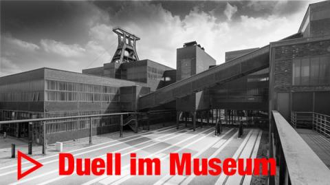 Großer Andrang beim Duell im Museum: publitec zeigt Vergleich zwischen unterschiedlichen Lichtquellen für Projektoren
