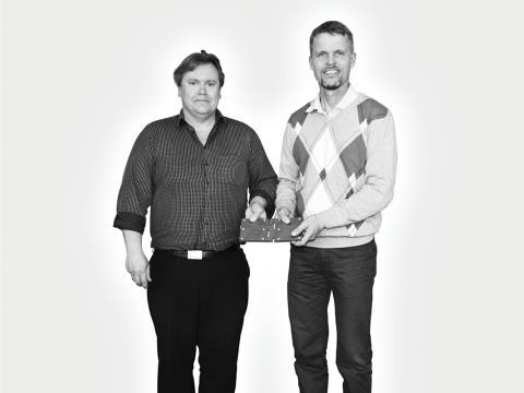 Modulgrund från Piteå är en av de tolv finalisterna i Venture Cups Sverigefinal