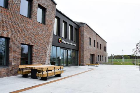 Rättspsykiatriskt Centrum i Trelleborg kan bli Årets Bygge 2017