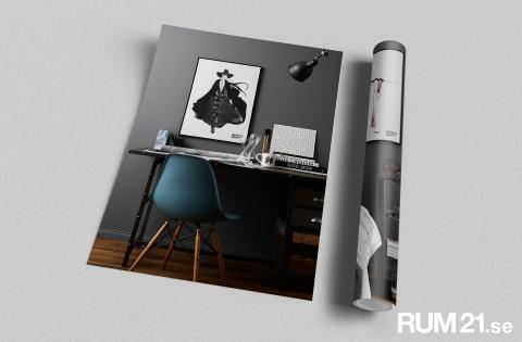 RUM21 lanserar nytt unikt samarbete med Lovisa Burfitt