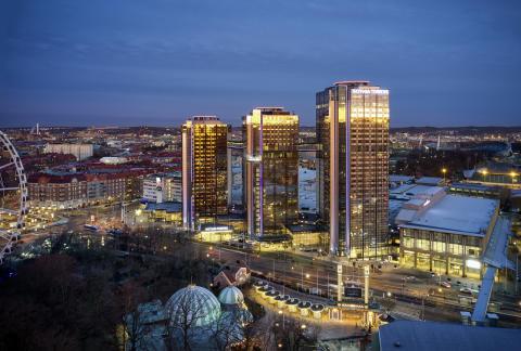 Svenska Mässan Gothia Towers får internationell ISO-certifiering för femte året i rad