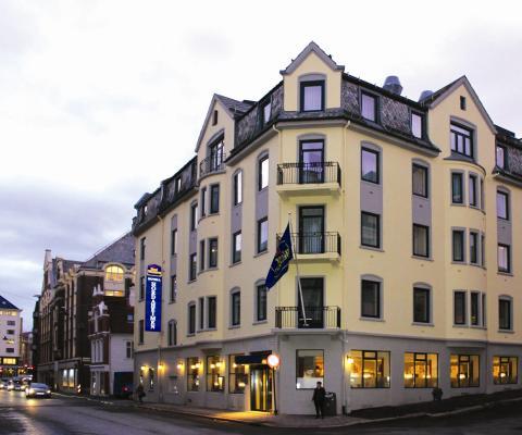 BEST WESTERN PLUS i Bergen