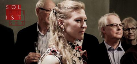 Solistprisvinnare 2018 är cellisten Amalie Stalheim
