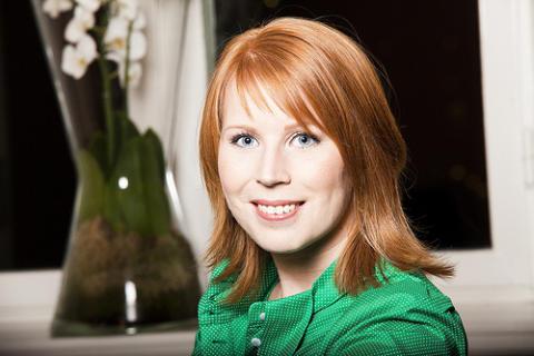 Annie Lööf besöker Halland