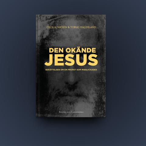 Omslagbild, Den okände Jesus