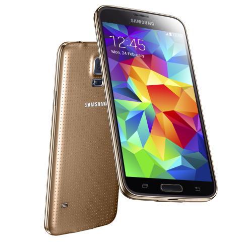 Samsung presenterer Galaxy S5 − mobilen som fokuserer på det som betyr mest for deg