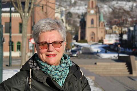 Å bli mekler i konfliktrådet var med i planene da  Kirsti Kolle Grøndal skulle bli pensjonist