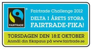 30 000 sörmlänningar deltar i den största Fairtrade-fikan någonsin