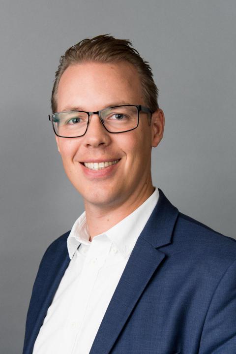 Markus Åberg – People Plan Specialist