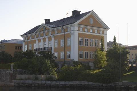Riksantikvarieämbetet föreslår utökat skydd för Härnösands residens