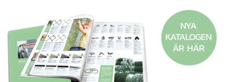 Vår stora katalog för områdesskydd är här