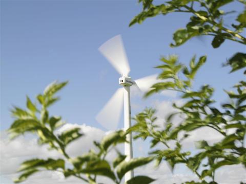 Pressinbjudan uppdaterad: första spadtag för vindkraft