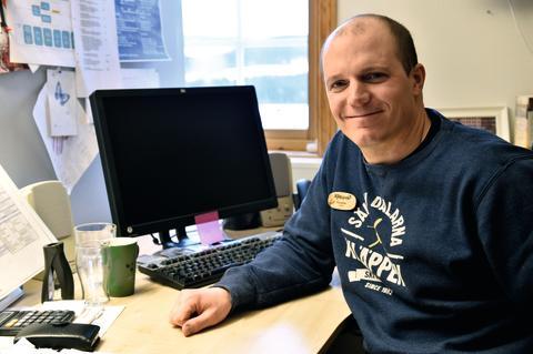 Gustav Eriksson, Kläppen – ny i Svenska Skidanläggningars styrelse