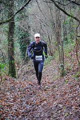 Jonas Buud i Trail Glazig 2013