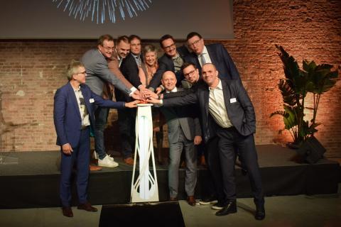 10 finalisten Ideaal Duaal nemen het tegen elkaar op tijdens slotevent in Technopolis