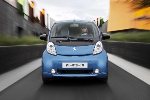 Peugeot iOn: 100 procent verklig, 100 procent eldriven