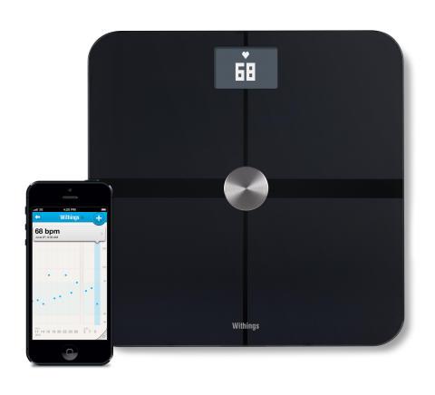 Withings WS-50 WiFi Smartvåg
