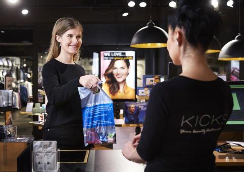 KICKS samarbetar med Stockholm Vatten och Avfall om kosmetiskt avfall