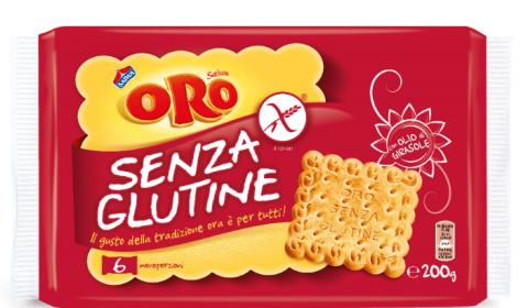 Oro Saiwa Senza Glutine, il gusto della tradizione ora è per tutti