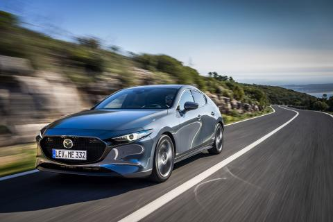 Prestanda och förbrukningsuppgifter för Mazdas nya motor: Skyactiv-X