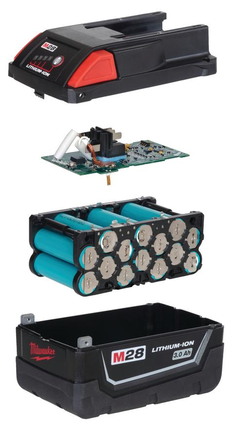M28 batteri