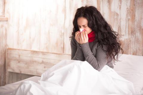 Februari eller vabruari, förkylningens högtid