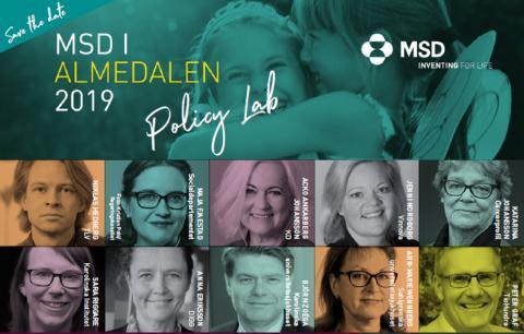Policylabb Almedalen