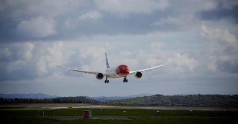 Flesland passerte 6,2 millioner passasjerer også i 2014