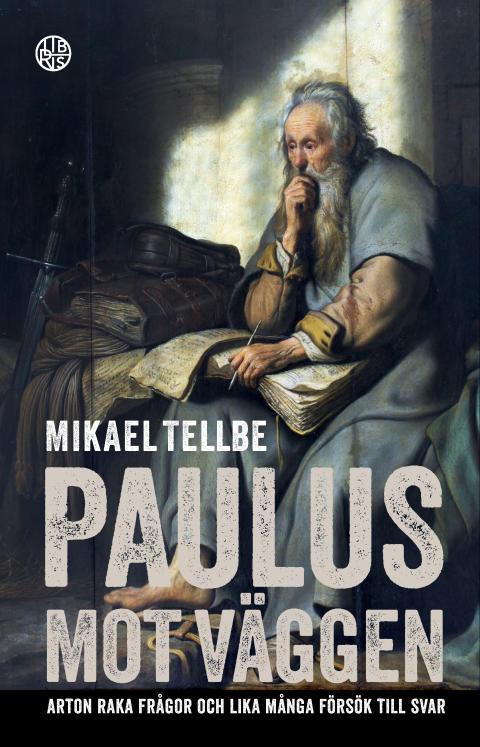 Paulus mot väggen i ny bok
