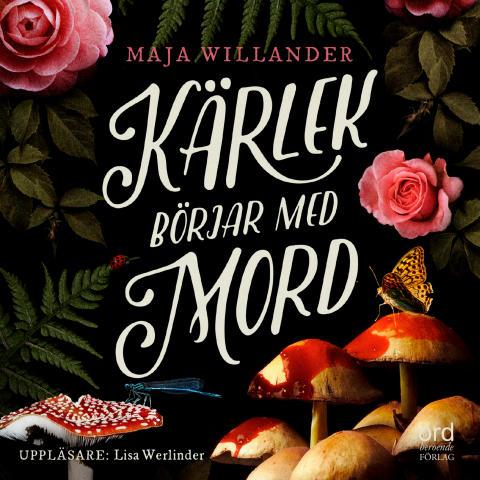 """Nu finns mysdeckaren """"Kärlek börjar med mord"""" som ljudbok"""