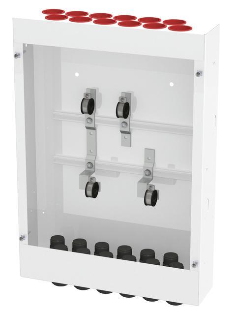 Två-delad konsol till tappvattenfördelare (MultiSystem)