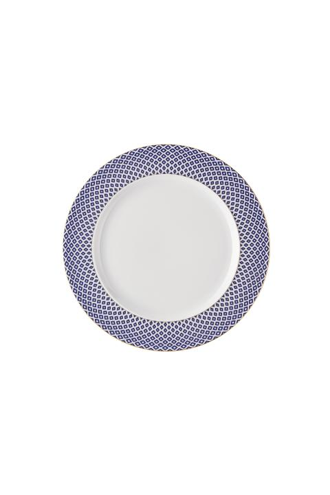 R_Francis_Carreau Bleu_Fruehstuecksteller 22 cm