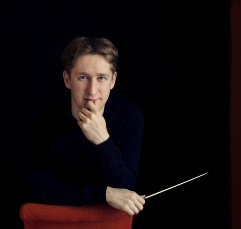 Joshua Weilerstein, dirigent