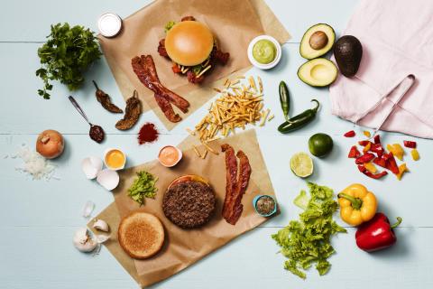 OLW Pommes Pinnes med i McDonald's nya hamburgare