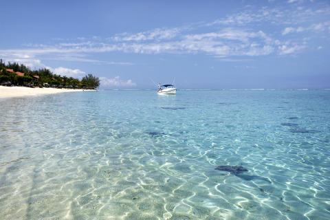 Mauritius_Szene mit Boot 3©MTPA_Bamba