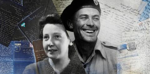 HISTORY Podcast release - LETTERS OF LOVE IN WW2