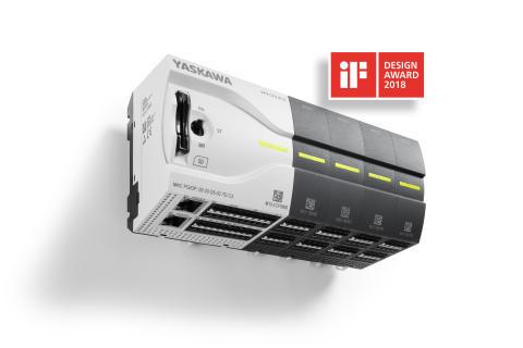 Designpris för fristående och kompakt PLC med hög prestanda