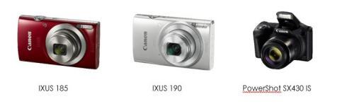 Fånga ögonblicket med Canons nya lättanvända kompaktkameror
