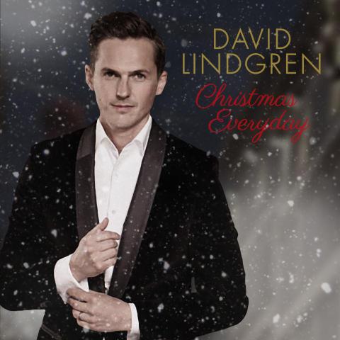 David Lindgren släpper ny julsingel