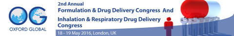 Vironova is sponsoring the 2nd Annual Formulation & Drug Delivery Congress, 18-19 May 2016.
