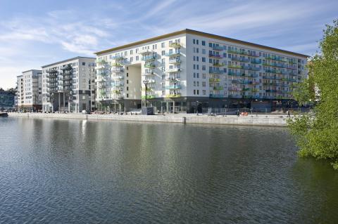 Ökat intresse för nyproducerade bostäder