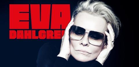 Singelaktuella Eva Dahlgren bjuder på tre exklusiva spelningar i vår!
