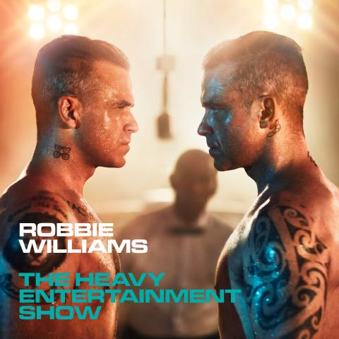 """Robbie Williams bjuder in till """"The Heavy Entertainment Show"""" 4 november"""
